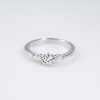 Simple Bliss Ring