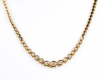 DiaGold Necklace