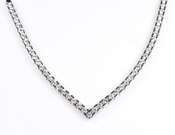 Unique Diamond Necklace
